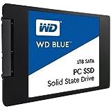 """WD Blue 1TB Internal SSD - SATA III 6 Gb/s, 2.5""""/7mm - WDS100T1B0A"""