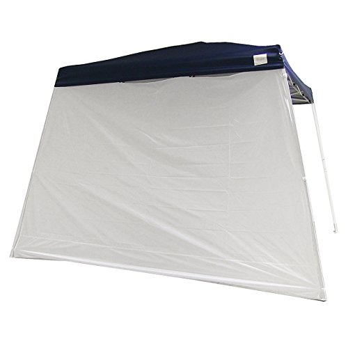 Sunnydaze Sidewall Kit for Slant Leg Canopies - Includes One 8 foot Side Wall, Canopy Sold (Canopy Wall Kits)