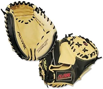 a713619c4ed Image Unavailable. Image not available for. Color  All-Star 33 1 2 quot   Adult Pro Elite Catcher s Mitt ...