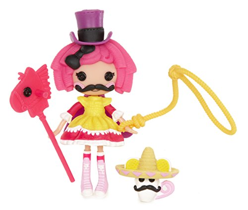 Mini Lalaloopsy Moments in Time Doll- (Time Mini Button)