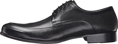 Kenneth Cole New York Mens Capo Ufficiale Nero