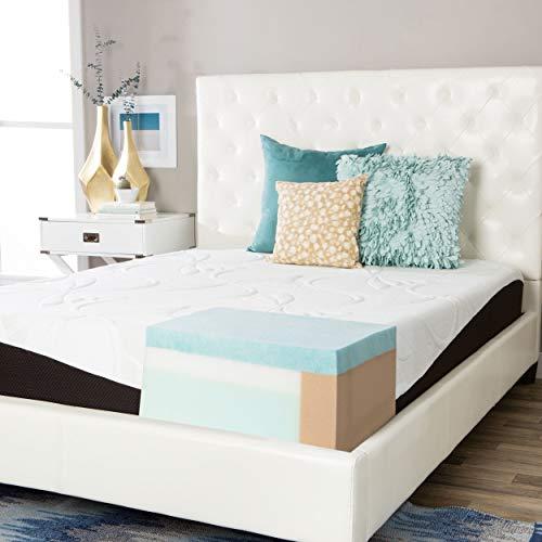 Simmons Beautyrest Comforpedic from Beautyrest Choose Your Comfort 10-inch Full-Size Gel Memory Foam Mattress Medium Medium