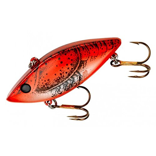 Cotton Cordell Super Spot Fishing Lures, Red Craw, 3-Inch Cotton Cordell Super Spot