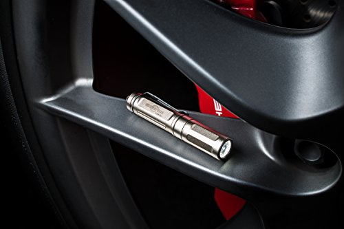 SureFire Titan Plus Ultra-Compact Variable-Output LED Keychain Light, Silver matte by SureFire (Image #8)