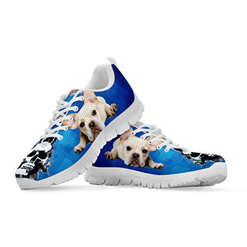 Bulldog Your Pet Running for Dog Halloween Choose Shoetup Sneakers Shoes Women's Casual French Breed Women P6qnfvx