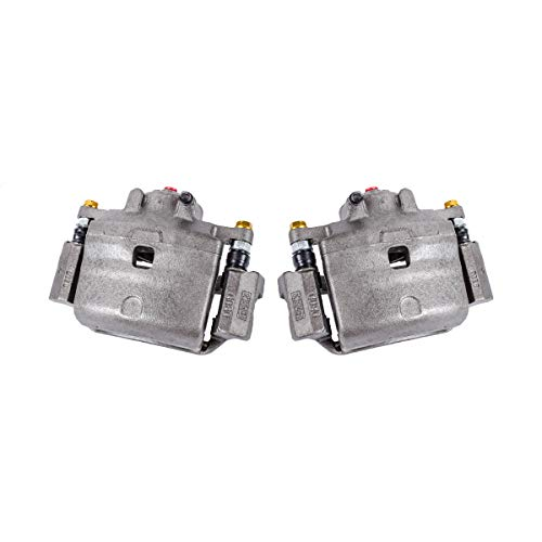 Caliper Assembly (CCK01522 [ 2 ] FRONT Premium Grade OE Semi-Loaded Caliper Assembly Pair Set)