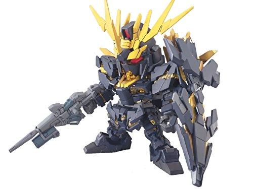 Bandai Hobby BB #391 SD Banshee Norn Gundam Model Kit ()