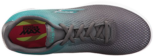 Varios Step Go Charcoal Teal Colores Mujer Zapatillas Lite para Interstelllar Skechers WOHxSq4w6O