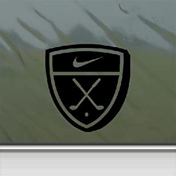 Car home decor bike macbook car decal sticker art black nike golf emblem decoration helmet wall