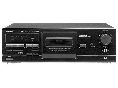 TEAC カセットデッキ R-565 B00009VM2K