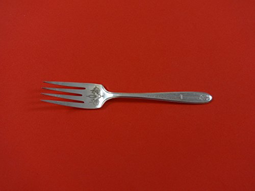 Grosvenor by Community Plate Silverplate Salad Fork 6 1/8