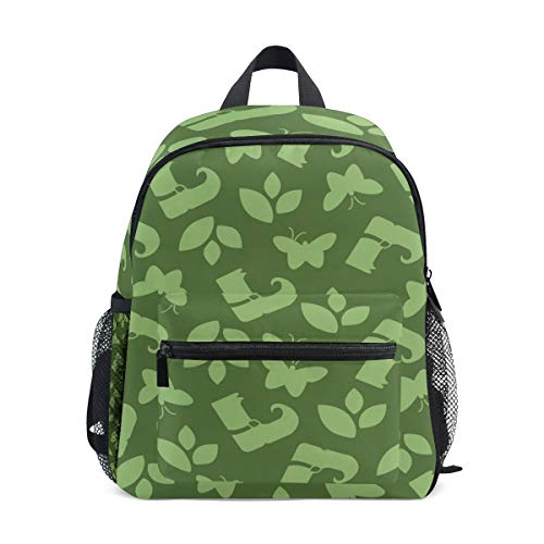 MONTOJ Clover and Shoes School Bag for Boys Packable School - Clover Footwear