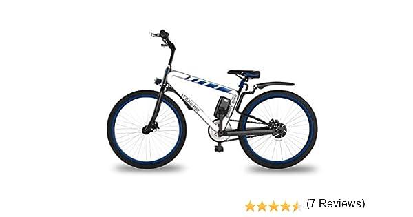 Itekk Smart, E-Bike Unisex – Adulto, Azul, M: Amazon.es: Deportes ...