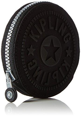 black Nero Aeryn Cm Donna 10x10x2 Portamonete Kipling 4qAPn