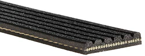 Parts Panther OE Replacement for 1989-1990 Chevrolet Caprice Serpentine Belt (Base/Classic/Classic Brougham/Classic LS Brougham) ()