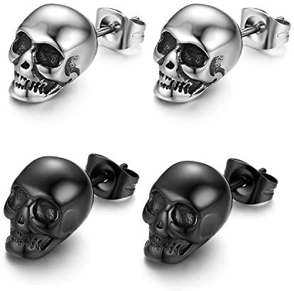 Stainless Earrings Cupimatch Silver Piercing product image