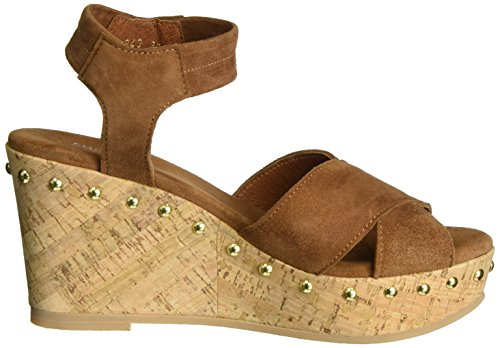 Wedge para Biz Marr Shoe Sandalias Cu Sandal a con Mujer P6C4wqS