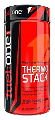 Fuel One - Thermo Stack Weight Loss Thermogenic - 120 Capsules