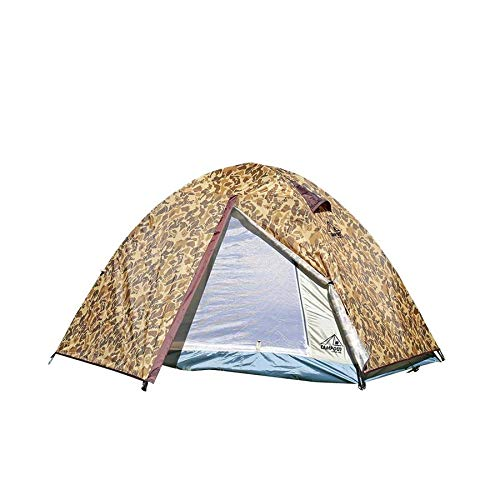 Captain-Stag-Camp-Out-Dome-Tent-for-2-Camouflage-Camping