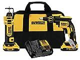 DEWALT 20V MAX XR Drywall Screw Gun & Cut-out Tool