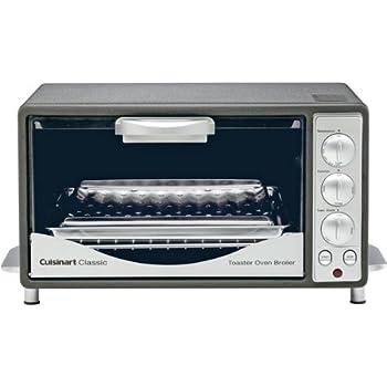 Amazon Com Cuisinart Tob 30bw Toaster Oven Broiler