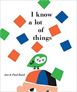amazon i know a lot of things ann rand paul rand children s books