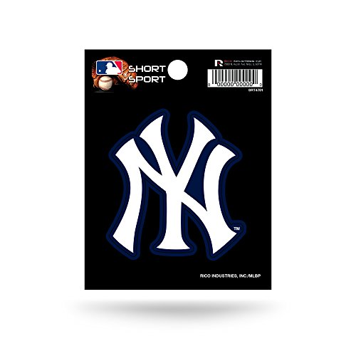 MLB New York Yankees Short Sport Decal