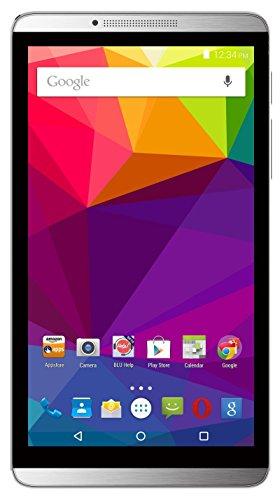 BLU Studio 7.0 II S480u 3G Unlocked GSM Smartphone / Tablet - Gray (Certified Refurbished) by BLU