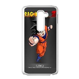 Goku Dragon Ball Z Anime 13 LG G2 Cell Phone Case White TPU Phone Case SV_276986