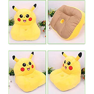 AXHSYZM Kids Sofa Chair Armchairs Toy Seat Pikachu Soft Flannel: Kitchen & Dining