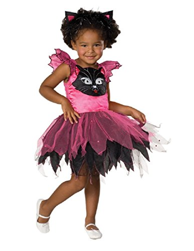 Rubie's Costume Co Kitty Cat Pink Child Costume - Medium