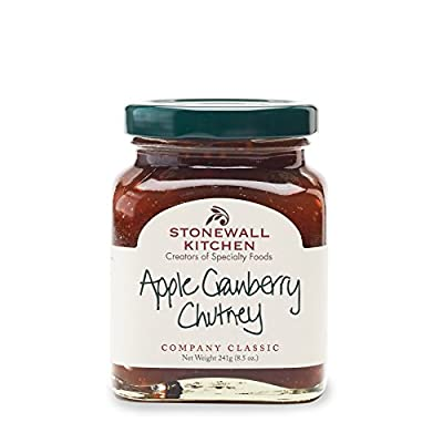 Stonewall Kitchen Apple Cranberry Chutney, 8.5-Ounces
