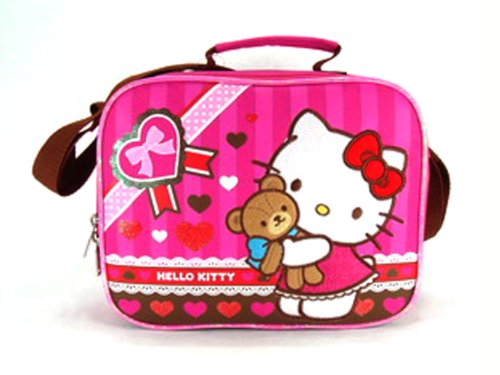 Lunch Bag - Hello Kitty - Super Sweet