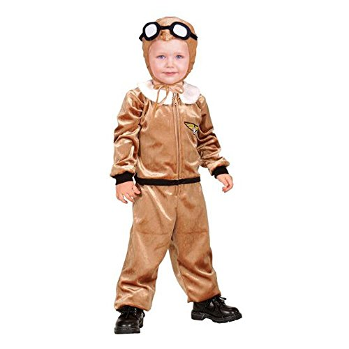 [Aviator Toddler Costume] (Aviator Costume Toddler)