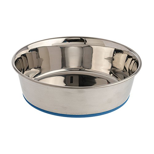 Ourpets Durapet Premium Rubber Bonded Stainless Steel Dog