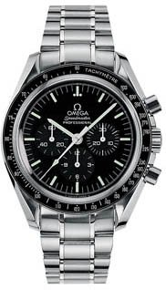 Omega Mens 3570.50.00 Speedmaster Professional Mechanical Chronograph Watch