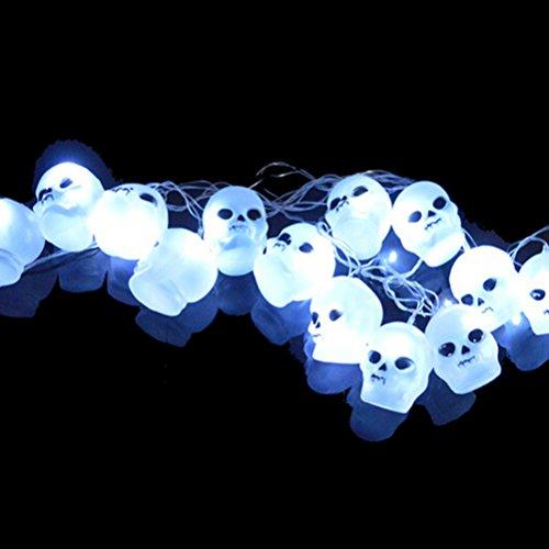 Led Skull String Lights - 9