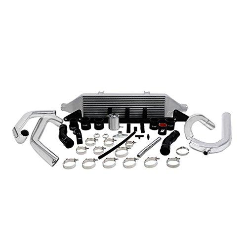 Mishimoto MMINT-WRX-01SL Silver Front Mount Intercooler Kit for Subaru (Subaru Front Mount Intercooler)