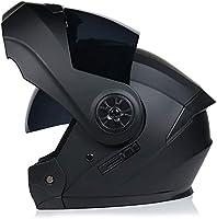 バイクヘルメット システムヘルメット フリップアップヘルメット オートバイヘルメット オフロード ダブルシールド 男女兼用 フルフェイスヘルメット 耐衝撃 PSCマーク付き BICOOL