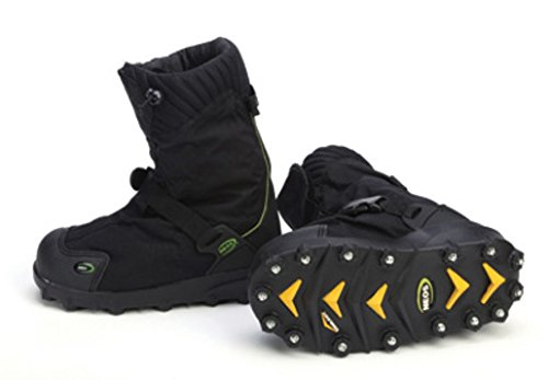 Servus by Honeywell Md NEOS Explorer Black Insulated Rubber & Nylon Overshoes ()
