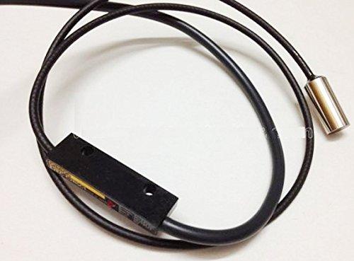 - Omron E2EC-C2R5C1 2M Cable Amplifier Proximity Sensor dia. 8mm Shielded Sensing distance 2.5mm NPN open-collector output