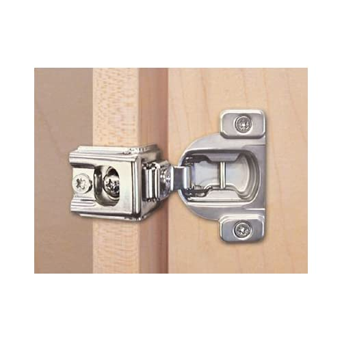 """80%OFF Blum 110 Degrees Compact 39c Series 1 3/8"""" Overlay Press-In One Piece Design Cabinet Hinge"""