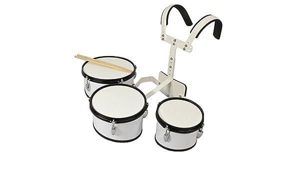 Bryce 3 piezas Conjunto del tambor que marcha: Amazon.es ...