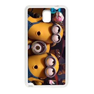 SANYISAN Mischievous Minions Cell Phone Case for Samsung Galaxy Note3