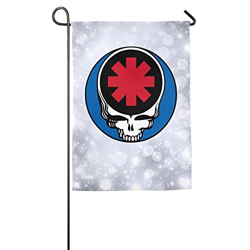 Cobain Red Hot Chili Peppers Decorative Garden Home Flag Bar Banner 1827inch