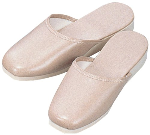 Slippers (white platform) S-320 L Beige (06) (japan (06 Platform)