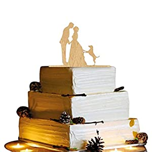 410VS5c0RqL._SS300_ Beach Wedding Cake Toppers & Nautical Cake Toppers