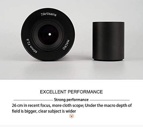 7artisans Photoelectric 60mm f//2.8 Macro Lens for Canon EOS-RF Mount