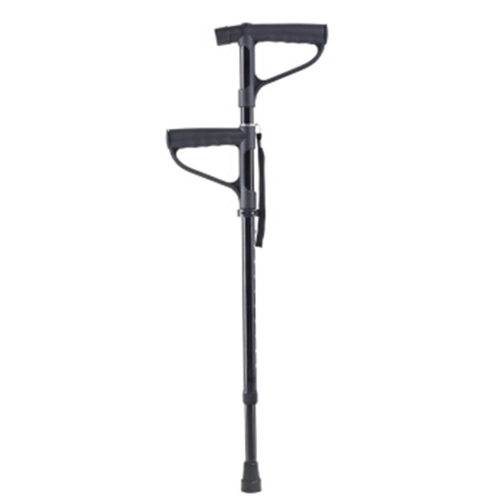 NZNB 滑り止め滑り止め片足/小4フィート/大4フィート杖伸縮式杖歩行器杖 -984松葉杖   B07QXRN6GZ