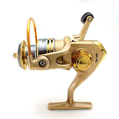 8 Ball Bearing Spinning Reels 5.1:1 HB Fishing Reels ( #001 - Nj Mall Ocean